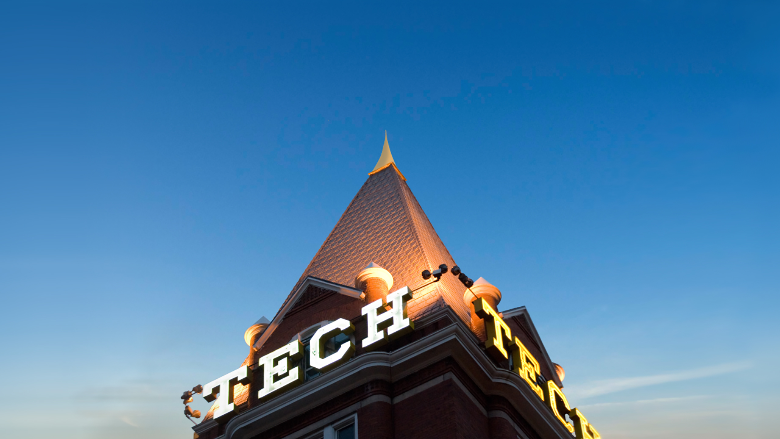 Georgia Tech tower